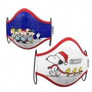 Set 2 Masques Covid Snoopy
